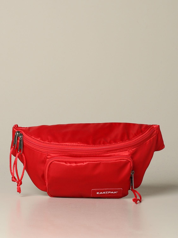 Shoulder bag women Eastpak red 1