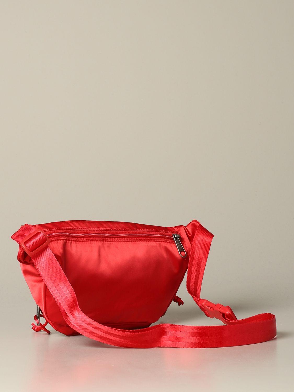 Shoulder bag women Eastpak red 2