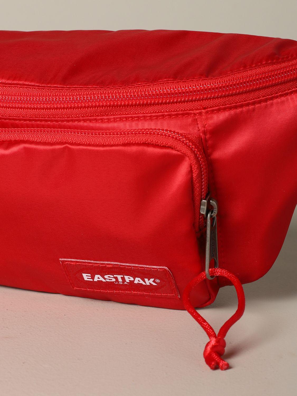 Shoulder bag women Eastpak red 3