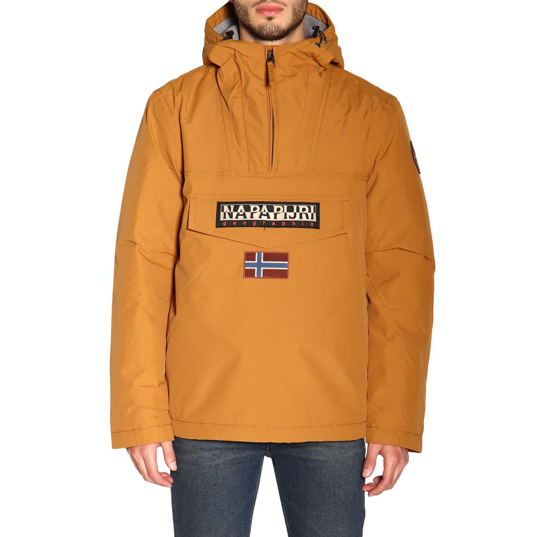 Куртка Мужское Napapijri коричневый 1