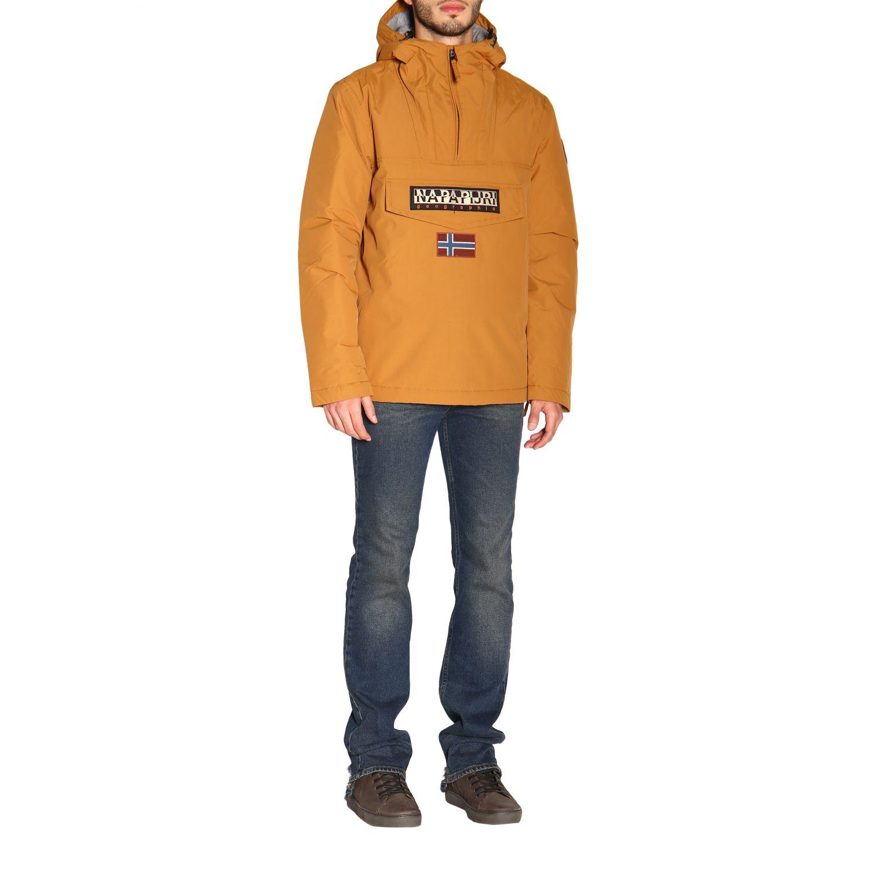 Куртка Мужское Napapijri коричневый 2