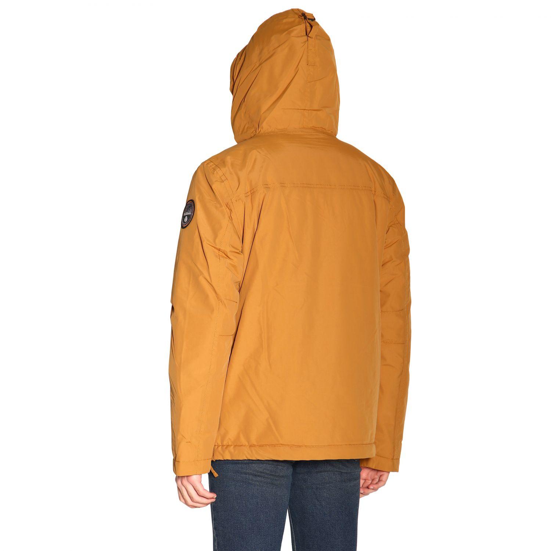 Куртка Мужское Napapijri коричневый 3