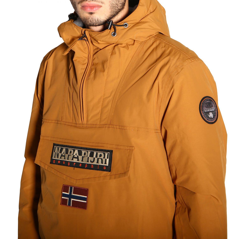 Куртка Мужское Napapijri коричневый 5