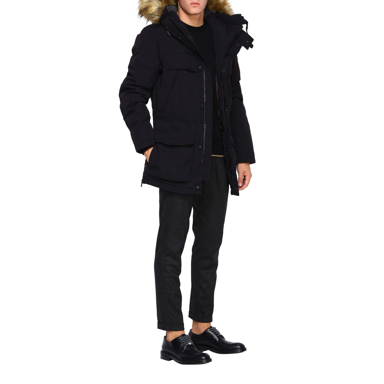 Куртка Мужское Napapijri черный 2