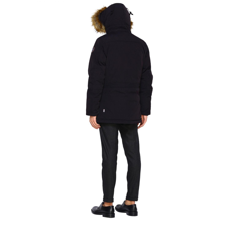 Куртка Мужское Napapijri черный 3