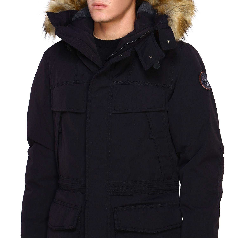 Куртка Мужское Napapijri черный 5