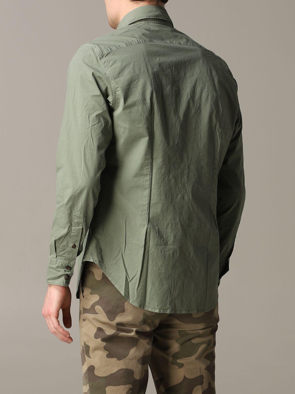 Shirt Eleventy: Shirt men Eleventy military 3