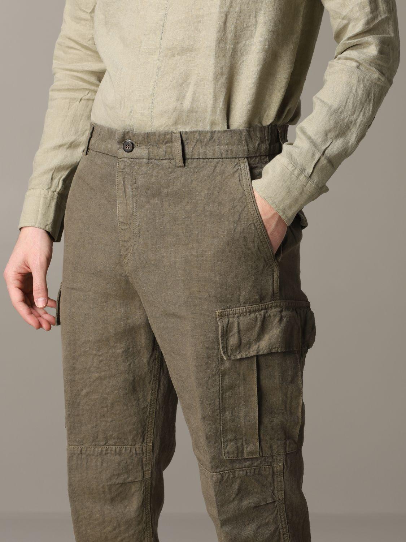Pants Eleventy: Pants men Eleventy military 5