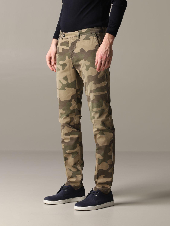 Pants Eleventy: Pants men Eleventy military 4