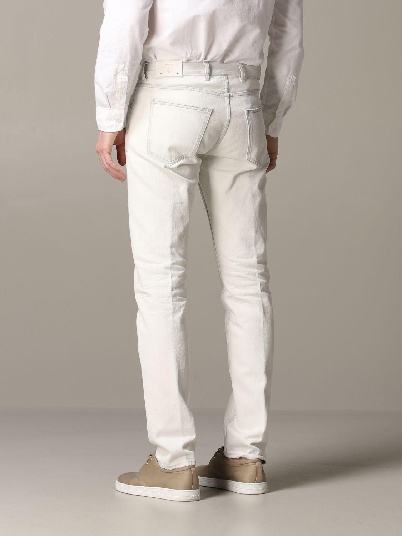 Jeans Eleventy: Jeans men Eleventy yellow cream 3