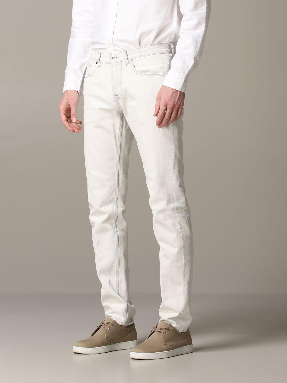 Jeans Eleventy: Jeans men Eleventy yellow cream 4