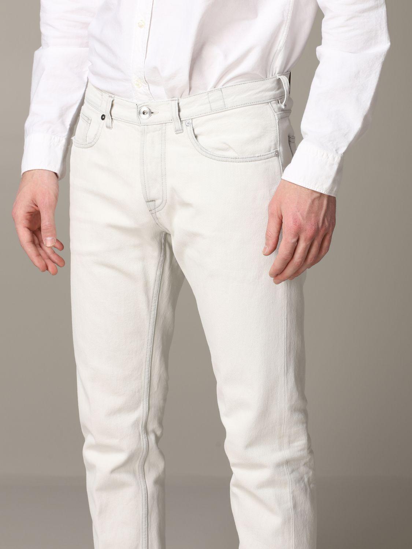 Jeans Eleventy: Jeans men Eleventy yellow cream 5