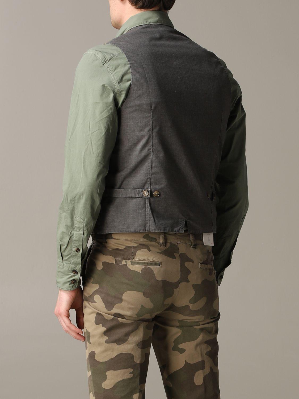 Suit vest Eleventy: Suit vest men Eleventy military 3