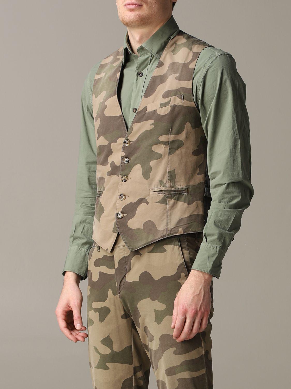 Suit vest Eleventy: Suit vest men Eleventy military 4