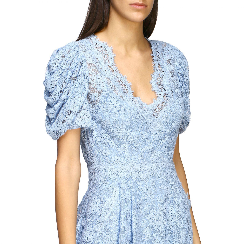 Ermanno Scervino Kleid mit Spitze