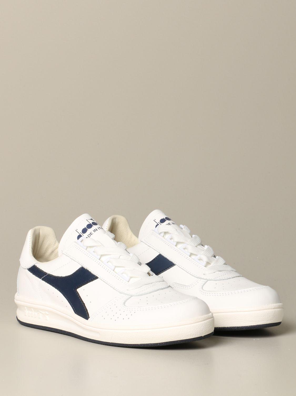Sneakers Diadora Heritage: Shoes men Diadora Heritage white 2