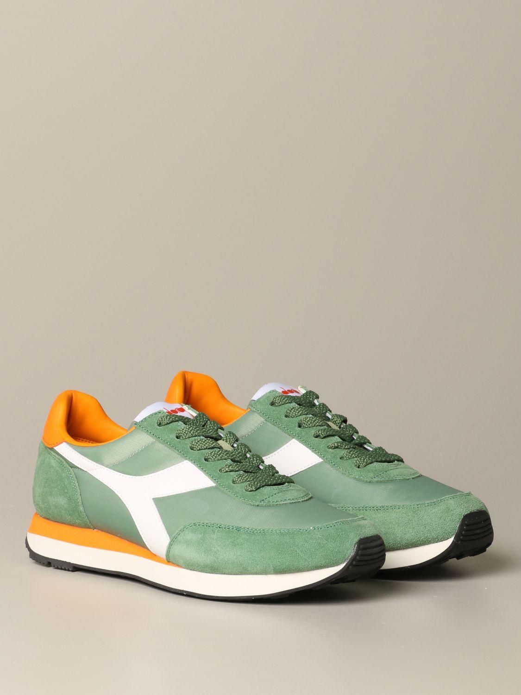 Спортивная обувь Diadora: Обувь Мужское Diadora зеленый 2
