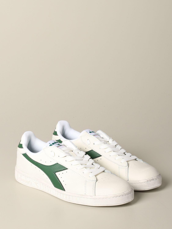 Sneakers Diadora: Schuhe herren Diadora grün 2