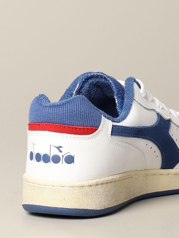 Sneakers Diadora: Shoes men Diadora white 3