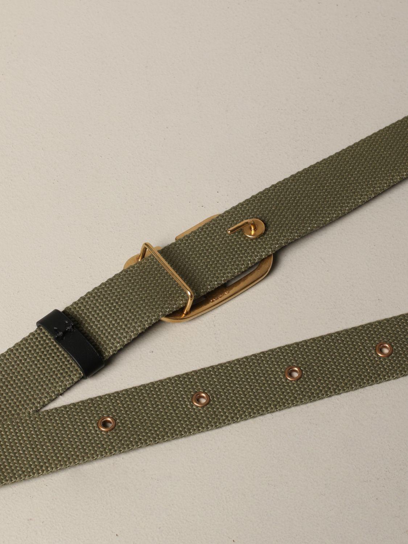 Belt men Valentino Garavani military 2