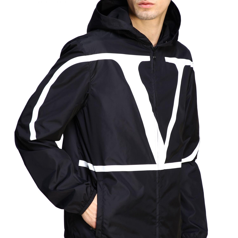 Chaqueta Valentino: Chaqueta hombre Valentino negro 5