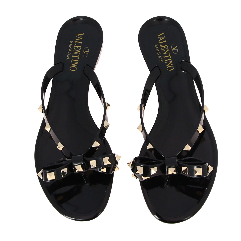 鞋 女士 Valentino Garavani 黑色 3