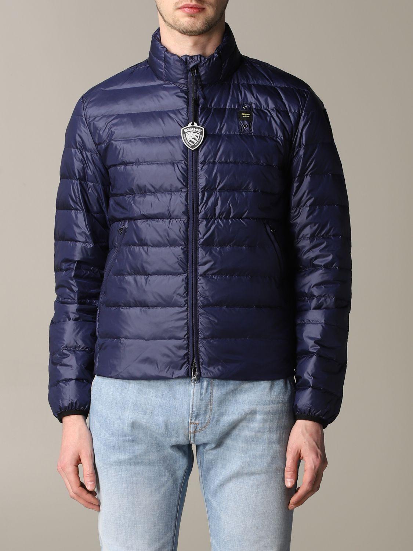 Jacke Blauer: Jacke herren Blauer blau 1