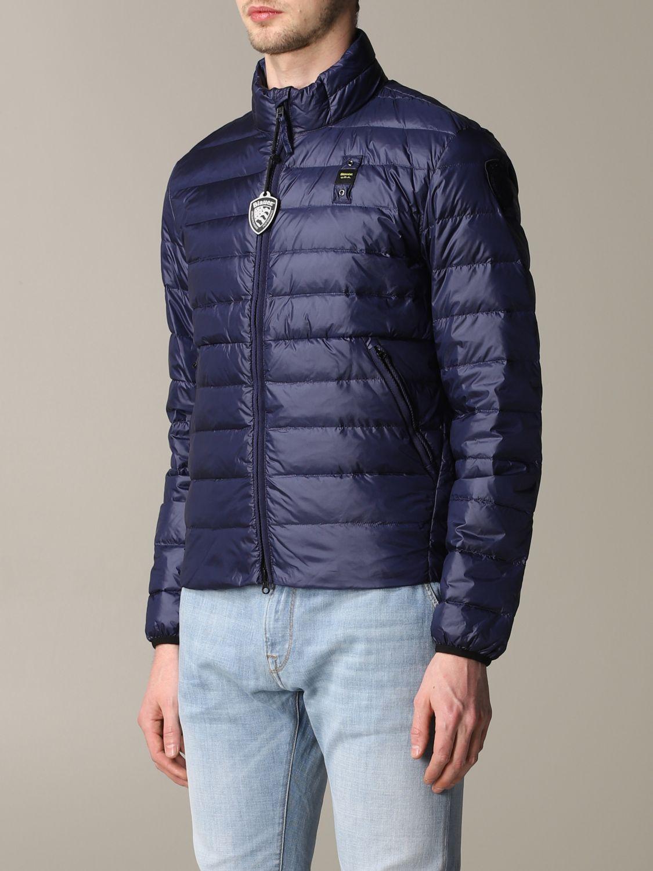 Jacke Blauer: Jacke herren Blauer blau 4