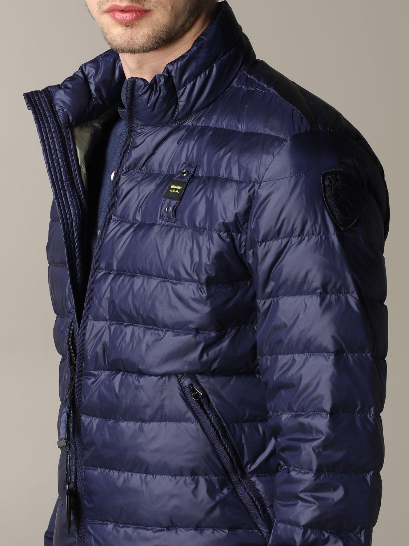 Jacke Blauer: Jacke herren Blauer blau 5