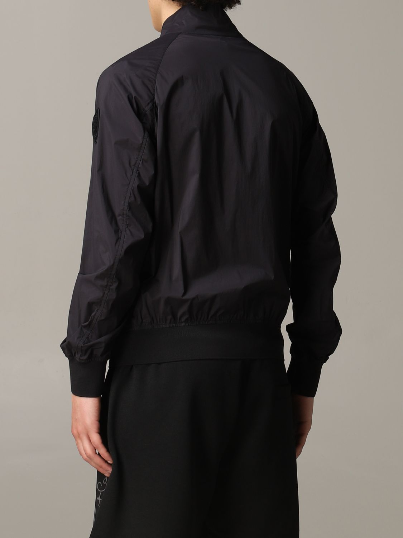 Jacke herren Blauer schwarz 3
