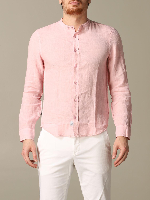 Shirt Blauer: Shirt men Blauer pink 1