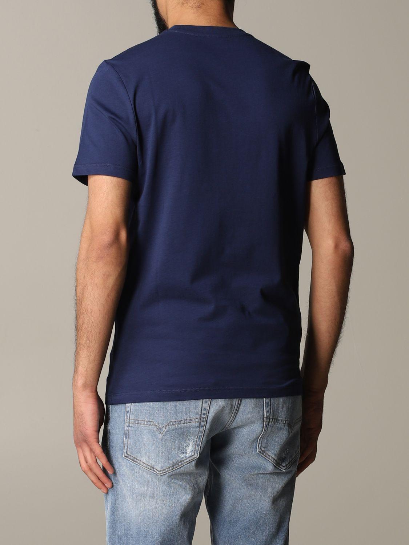 T-shirt herren Blauer blau 3