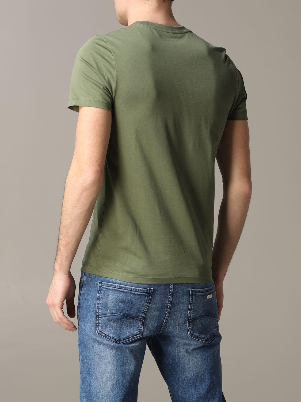 T-Shirt Blauer: T-shirt herren Blauer military 3
