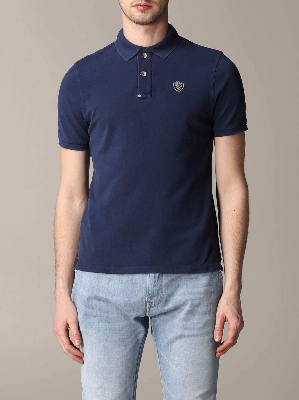 T-shirt Blauer: T-shirt men Blauer blue 1