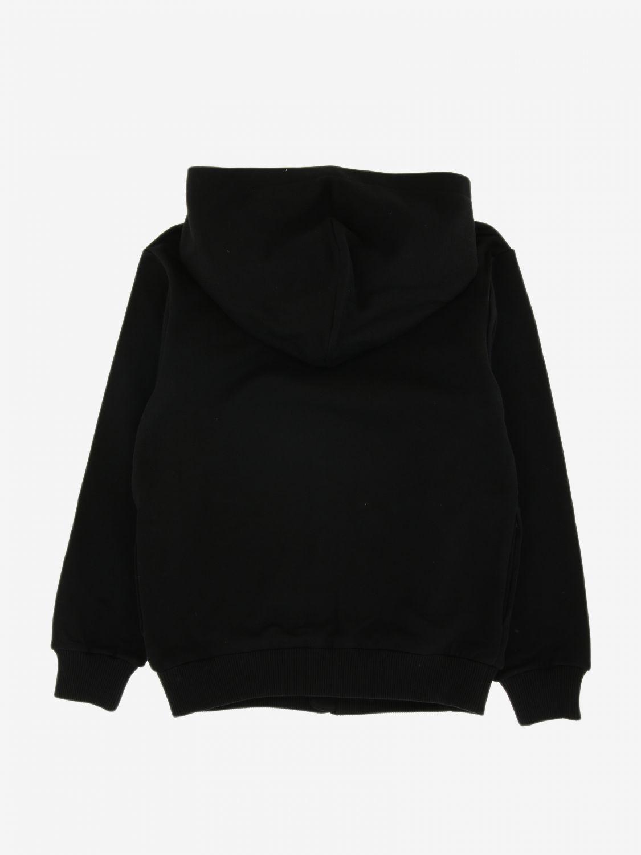 Pull enfant Dolce & Gabbana noir 2