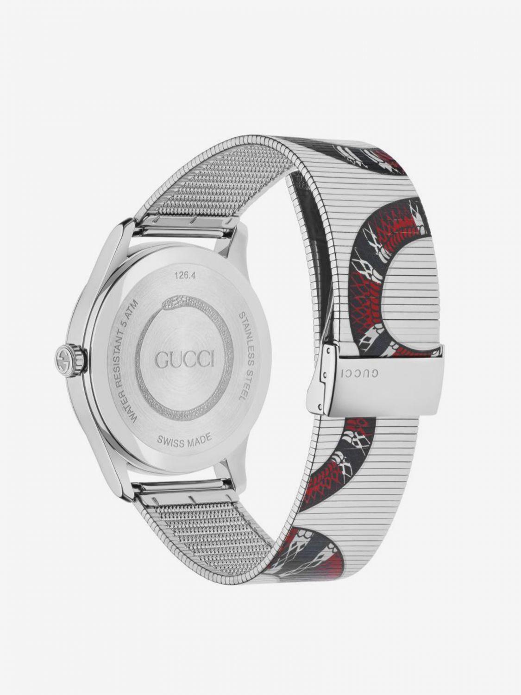 Watch Gucci: Watch women Gucci silver 2