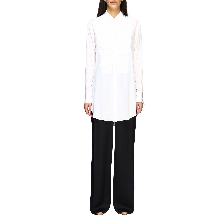 Shirt Bottega Veneta: Shirt women Bottega Veneta white 1