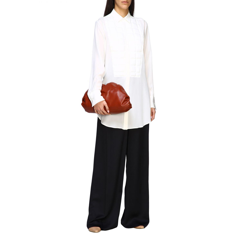 Shirt Bottega Veneta: Shirt women Bottega Veneta white 2