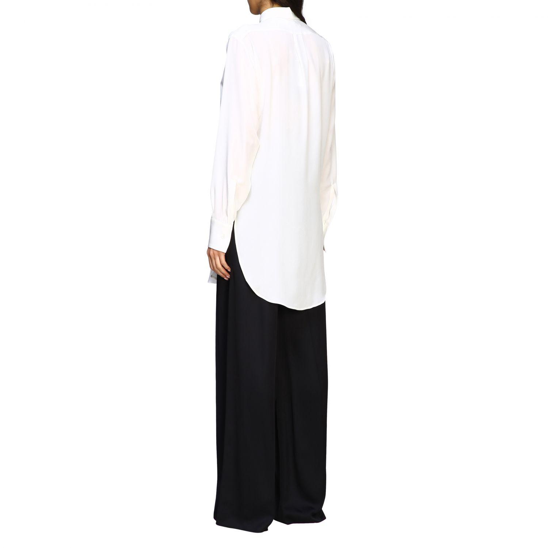 Shirt Bottega Veneta: Shirt women Bottega Veneta white 3