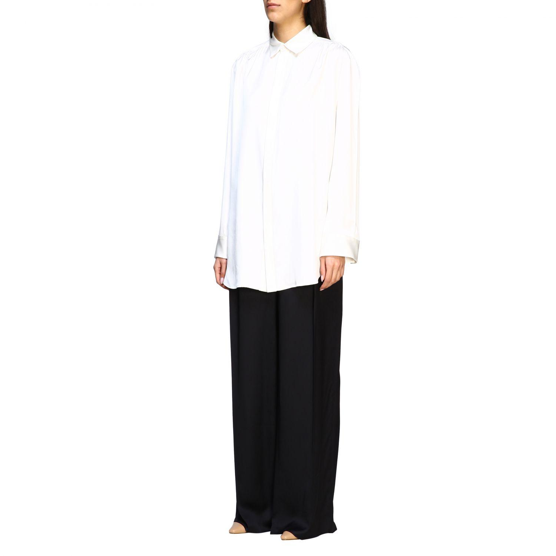 Shirt Bottega Veneta: Shirt women Bottega Veneta white 4