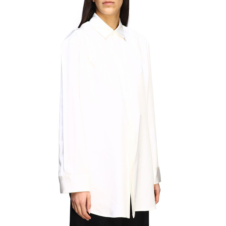 Shirt Bottega Veneta: Shirt women Bottega Veneta white 5