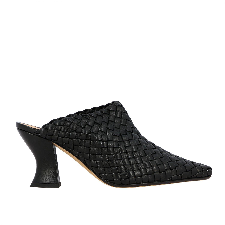 High heel shoes Bottega Veneta: Shoes women Bottega Veneta black 1