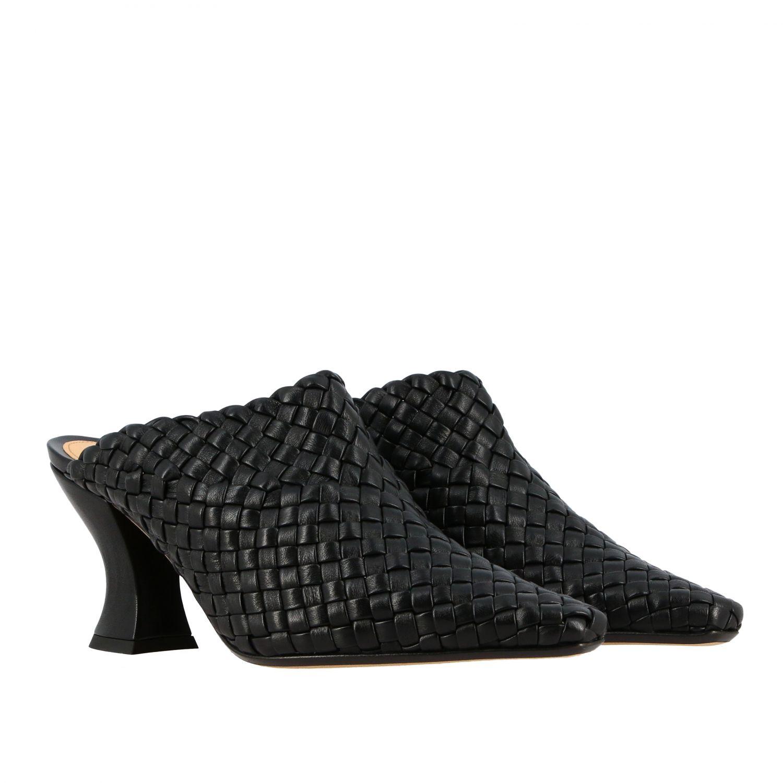 High heel shoes Bottega Veneta: Shoes women Bottega Veneta black 2