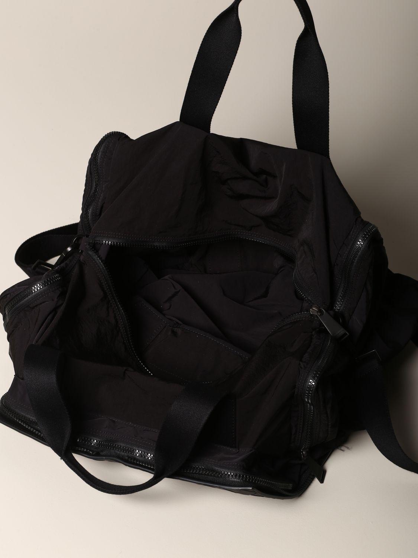 Shoulder bag Bottega Veneta: Bottega Veneta bag in woven leather and resealable nylon black 4