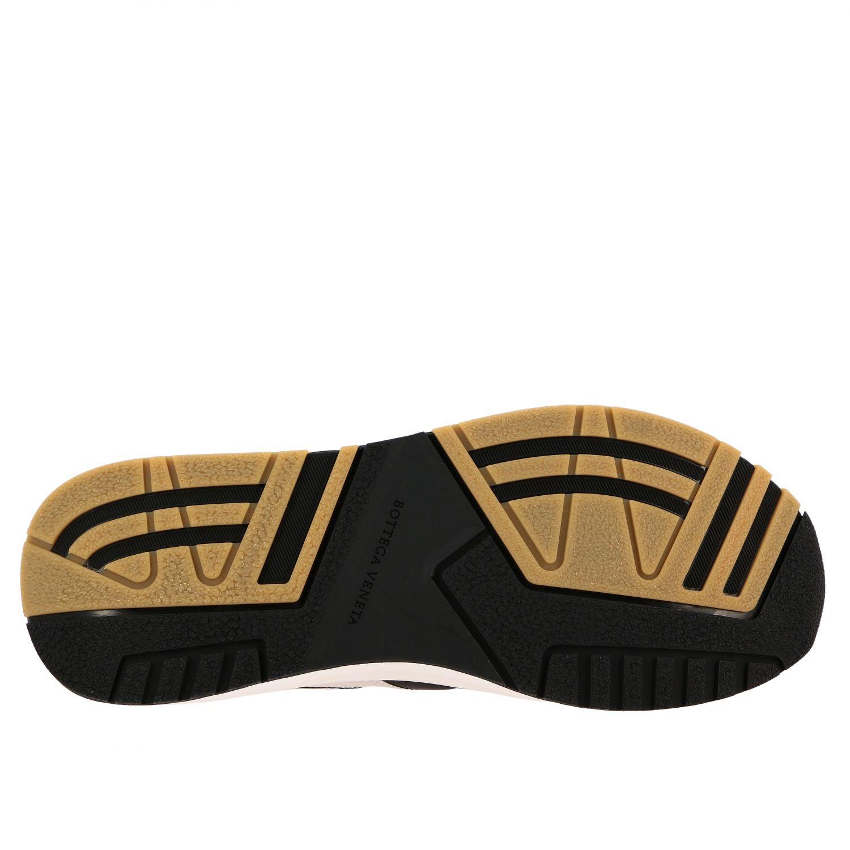 Sneakers Bottega Veneta: Bottega Veneta Speedster sneakers in leather and mesh white 6