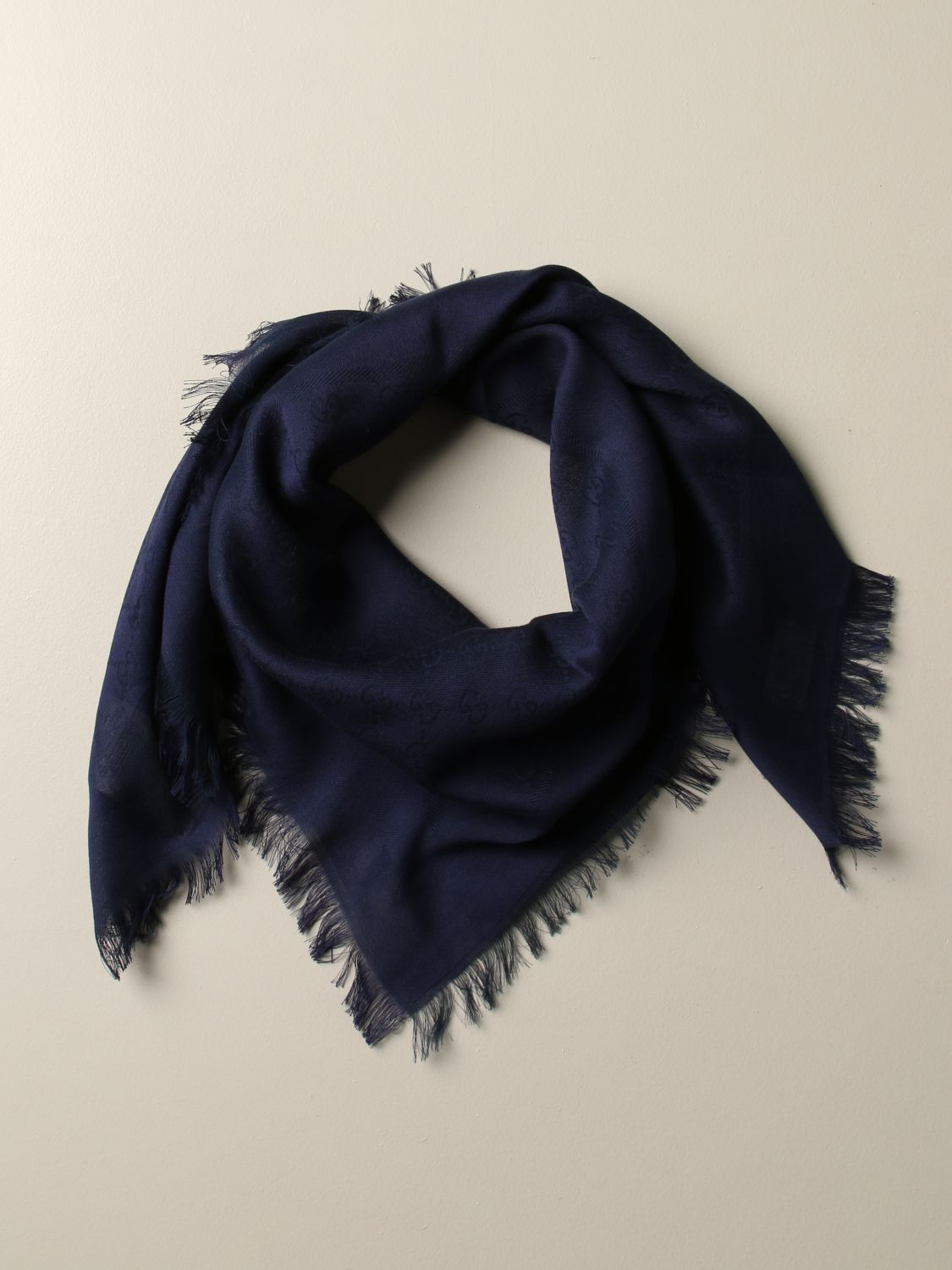 Neck scarf Gucci: Neck scarf kids Gucci blue 2