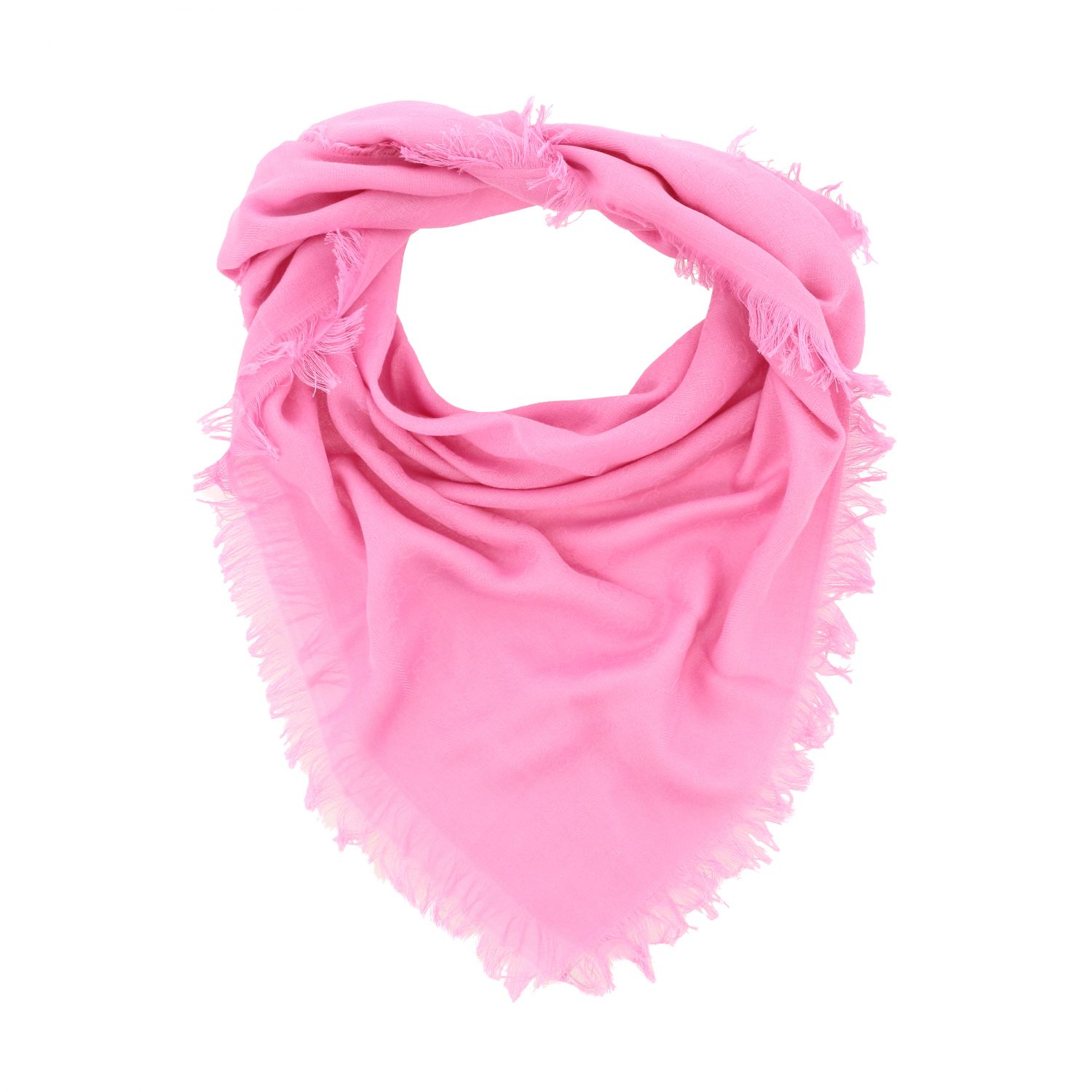 Foulard Gucci: Kefia Gucci basic rose 2