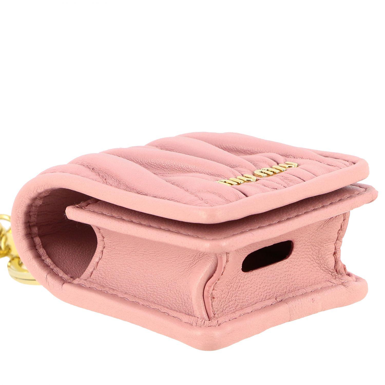 Case women Miu Miu pink 4