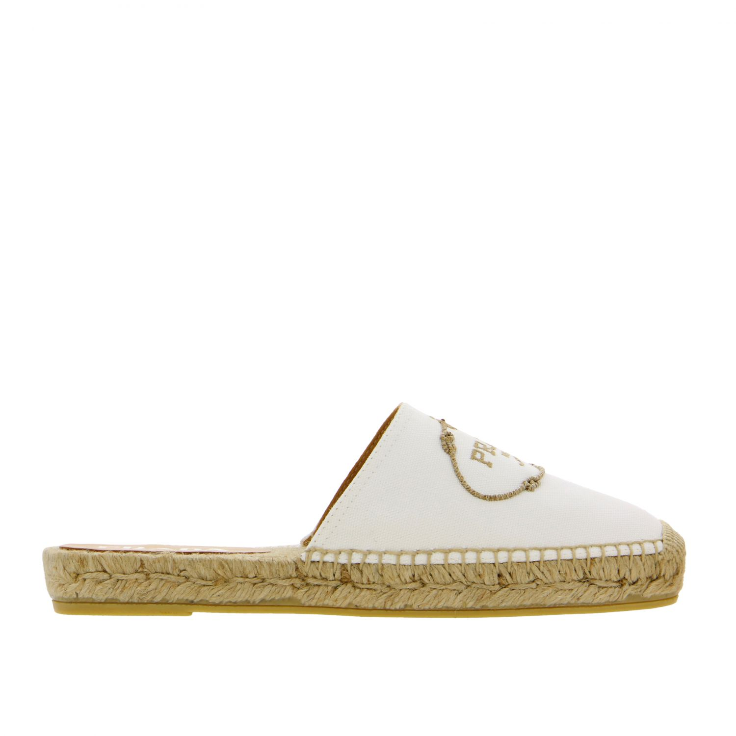 Espadrilles Prada: Shoes women Prada white 1