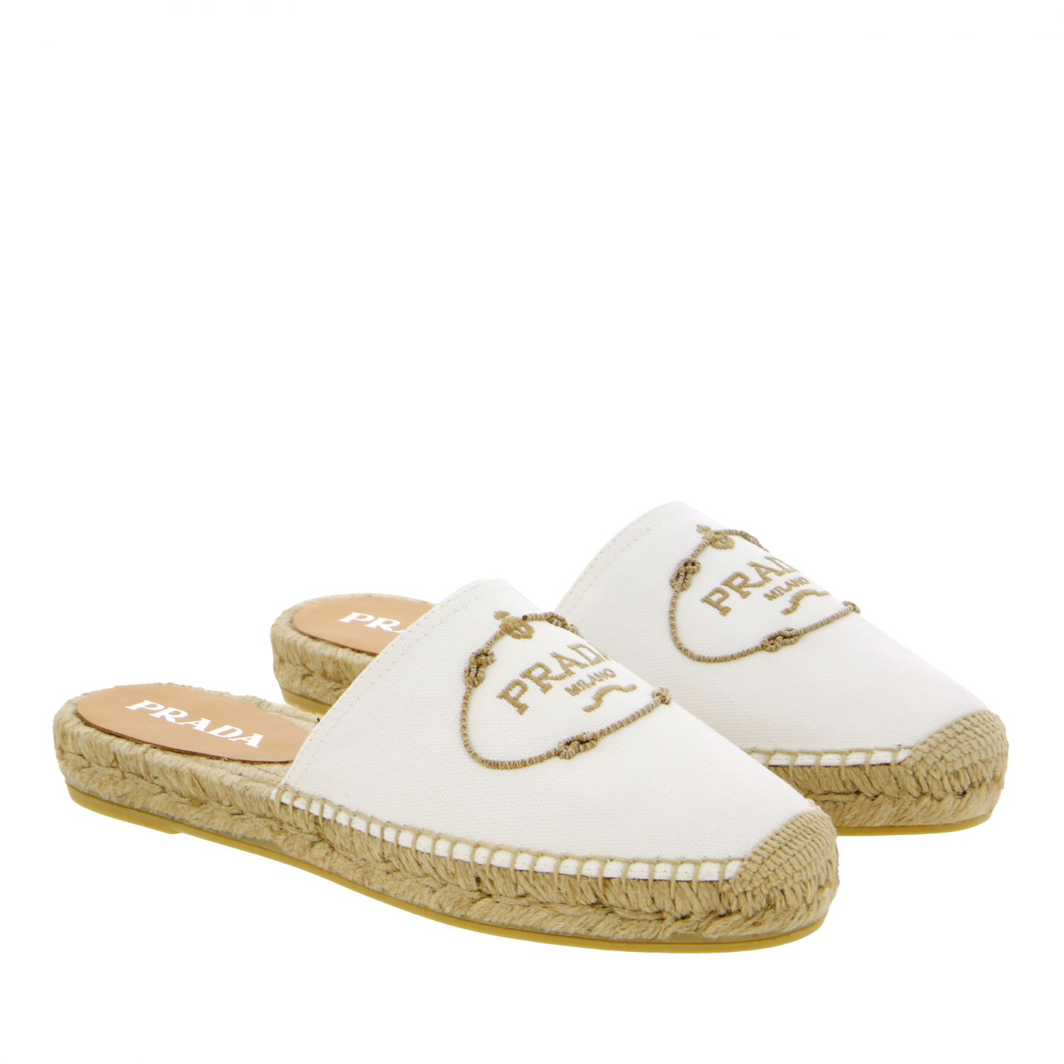 Espadrilles Prada: Shoes women Prada white 2